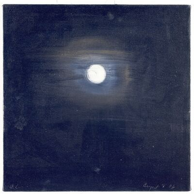 Ann Craven, 'Moon O-39 (08-08-06), 2006', 2006