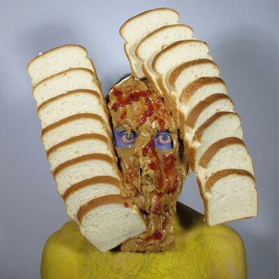 David Henry Brown Jr, 'PB+J is My Jam, Resemblagè', 2017