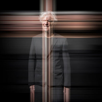 Gavin Evans, 'David Byrne', 2019