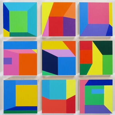 Martha Hughes, 'Setup 6', 2014