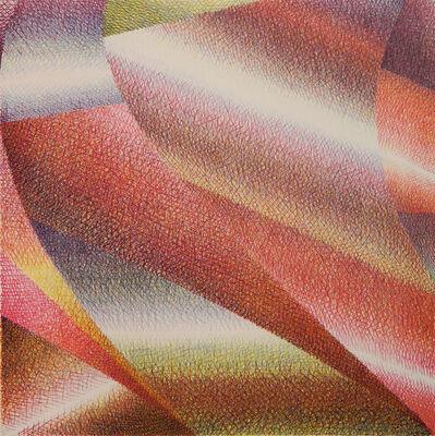 Samia Halaby, 'Untitled', 1974