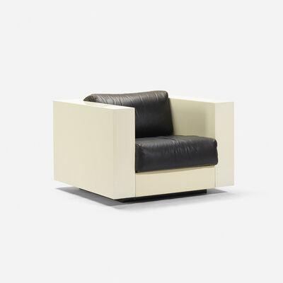 Massimo Vignelli and Lella Vignelli, 'Saratoga lounge chair', 1964