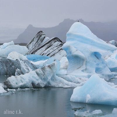 Aline Karagozlu, 'Glaciar 2', 2016