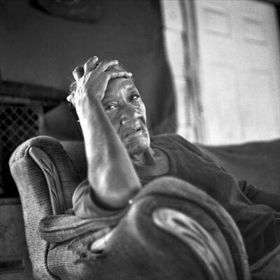 Brandon Thibodeaux, 'Woman, Rosedale,Mississippi', 2009
