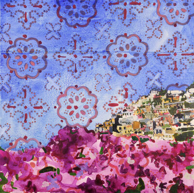 Lee Essex Doyle, 'Blooms over Positano', ca. 2018