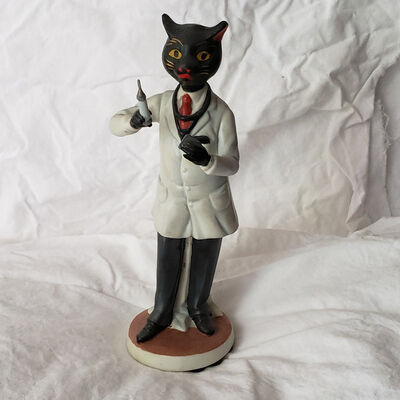 Christopher Doran (Click Mort), 'A Physician Gets to the Point (Dr. Whiskers)', 2013