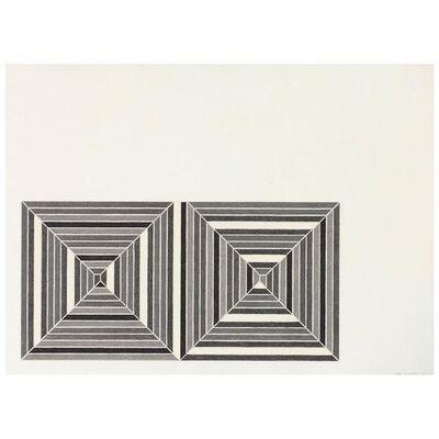 Frank Stella, 'Les Indes Galantes III', 1973