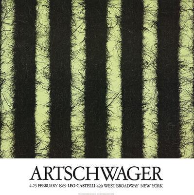 Richard Artschwager, 'At Castelli's', 1989