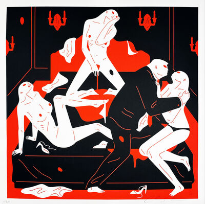 Cleon Peterson, ''Pissers II'', 2018