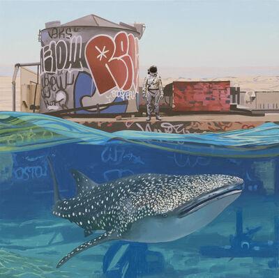 Scott Listfield, 'Whale Shark', 2017