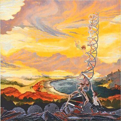 Michael Sistig, 'Transcription 1 - Jacob's Ladder', 2012