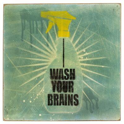 DENIAL, 'Wash your Brains', 2011