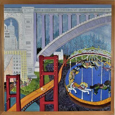 "Sharon Kristin Nelson, '""Turn, Turn, Turn""', 2002"