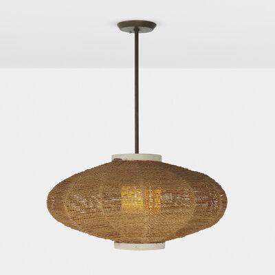 Harvey Probber, 'Prototype hanging light', c. 1975