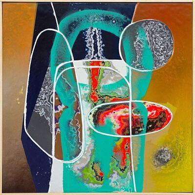 Akiyoshi Mishima, 'Line and Angle 270˚', 2014