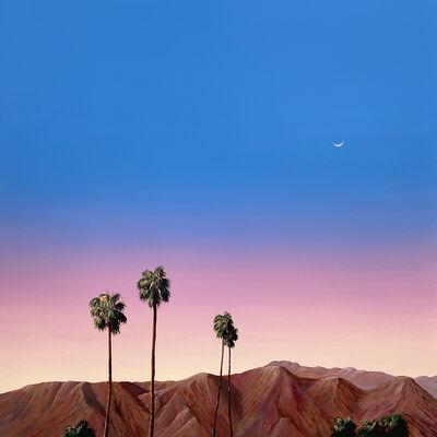 Kristin Moore, 'Palm Springs (Sunset)', 2021