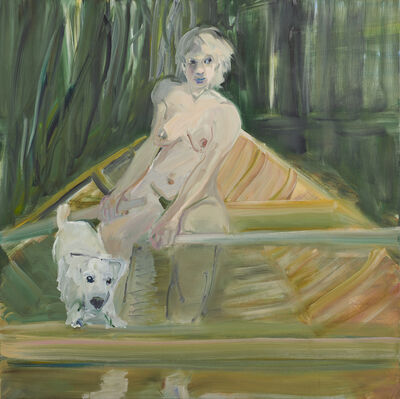 Deborah Brown, 'Night Rower ', 2019