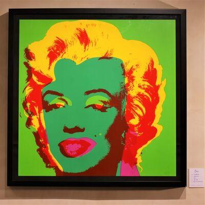 Andy Warhol, 'Marilyn Monroe', ca. 1980