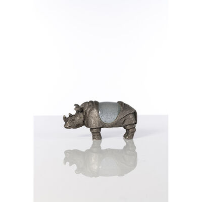 Gabriella Crespi, 'Rhino, Sculpture', circa 1970