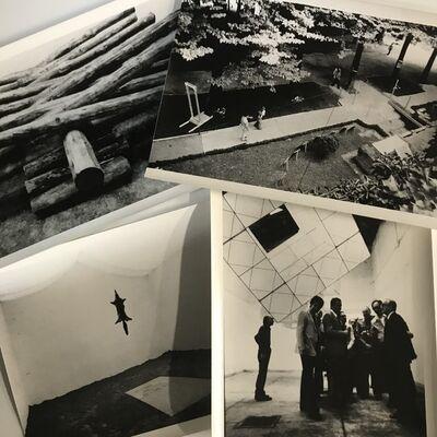Nacho Criado, 'Report of 45 photographs about the Spanish Pavilion at the XXXVIII Venice Biennale ', 1978