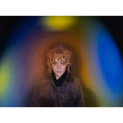 Sylvie Fleury, 'Aura Portrait (6), (Chloé Sévigny)', 2002