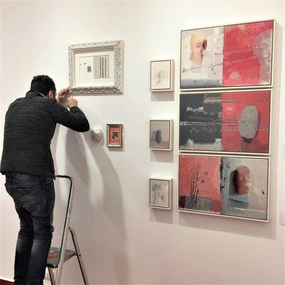 HONOS PRESENTS HONOS, installation view