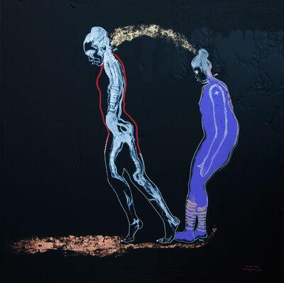 Santiago Olazabal, ' The mediation', 2018