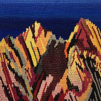 Caroline Larsen, 'Mountain Stitch', 2017