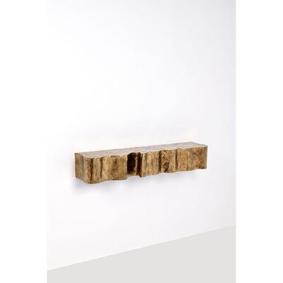 Silas Seandel, 'Wall shelf - Unique piece', 1981