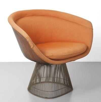Warren Platner, 'A small armchair '' for KNOLL INTERNATIONAL', 1962