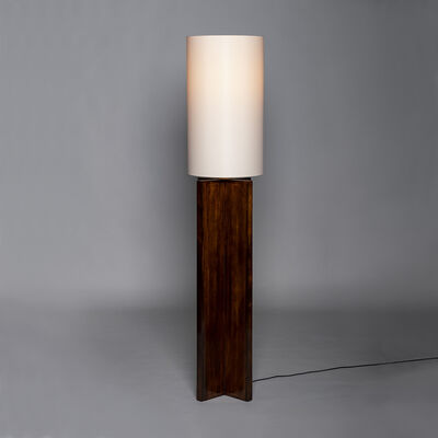 André Sornay, 'Cross floor lamp', ca. 1935