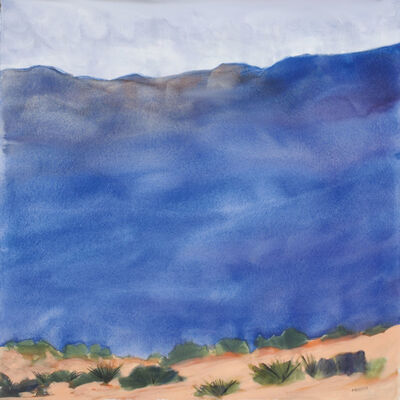 Elaine Holien, 'Ghost Ranch Encantado 1', 2013