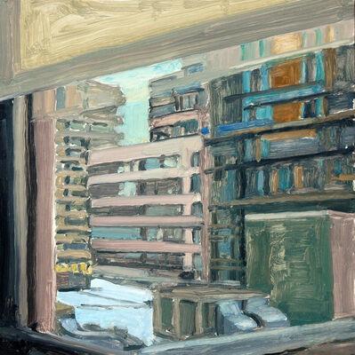 Richard Kirk Mills, 'Chelsea Window: Melting Snow', 2018