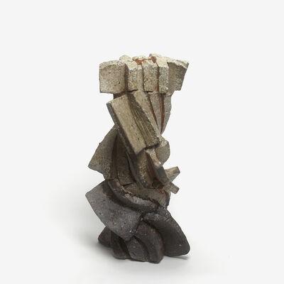 Shozo Michikawa, 'Sculptural form - vase', 2016