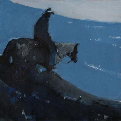 Robert Pollien, 'Rider, Snowy Range', 2018