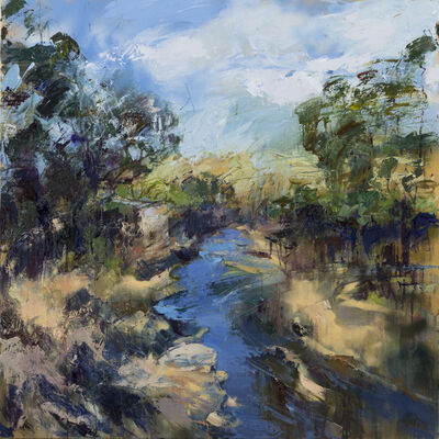 Laura Matthews, 'The River', 2018