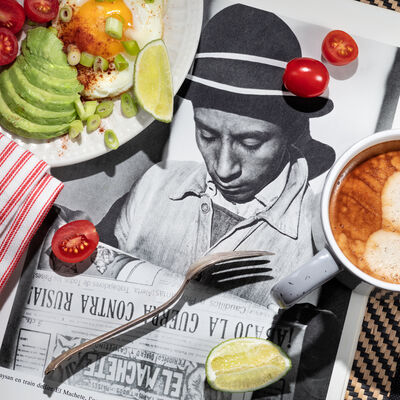 Anastasia Samoylova, 'Breakfast with Tina Modotti, 1926', 2018
