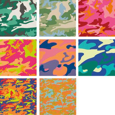 Andy Warhol, 'Camouflage Portfolio ', 1987