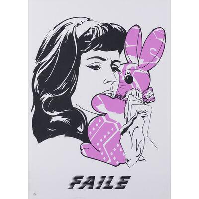 FAILE, 'Bunny Gril', 2003