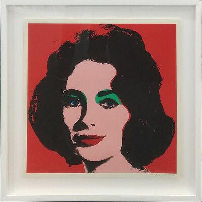 Andy Warhol, 'LIZ FS II.7', 1966