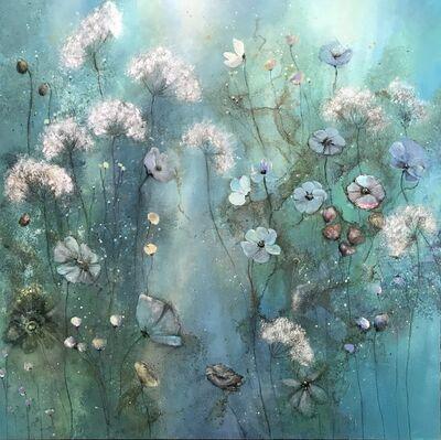Claudia Kupferschmid-Gubser, 'La vie en fleur', 2019