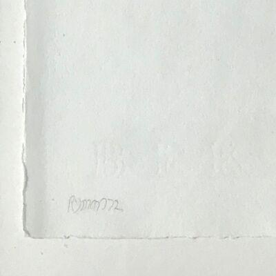 Robert Ryman, 'Untitled from Seven Aquatints Portfolio', 1972