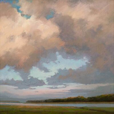 Liz Haywood-Sullivan, 'River Clouds', 2019