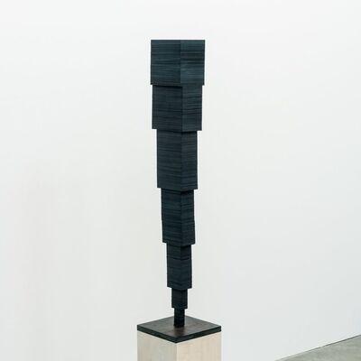 Idris Khan, '65,000 Photographs (Maquette)', 2019