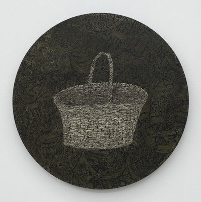 Nana Funo, 'A basket for stones', 2014