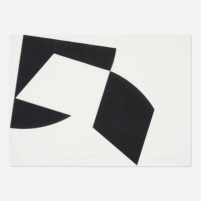James Reineking, 'Quadrant with 90° Displacement III', 1975