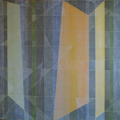 Gary Custodio, 'Colored Walls II', 2018