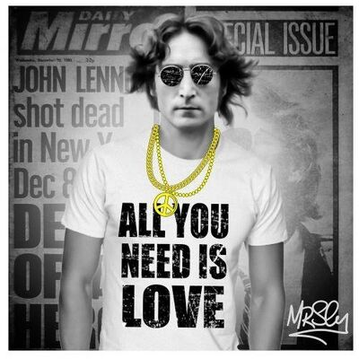 Mr Sly, 'All You Need Is Love'
