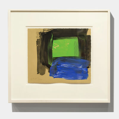 Howard Hodgkin, 'Springtime', 2015-2016
