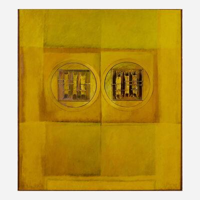 John Kacere, 'Keyhole (Roman Visitation #6)', 1961